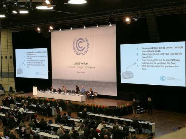 UNFCCC Opening 1